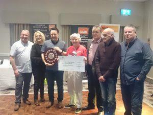 Shay Collecting Award